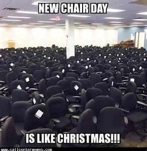 Desk Chair Meme Call Center Memes