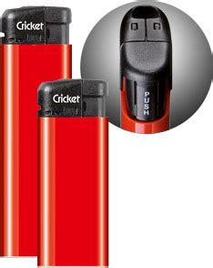 Cricket Lighter Electric cricket lighters child resistance