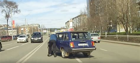 lada take this lada bring its russian driver to his knees