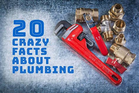 Facts About Plumbing by 20 Interesting Facts About Plumbing And Its Rich History