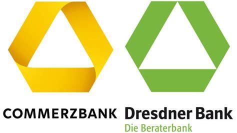 logo dresdner bank kreditinstitute commerzbank k 228 mpft mit der dresdner