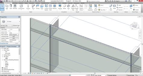 revit curtain wall tutorial revit curtain wall system tutorial memsaheb net
