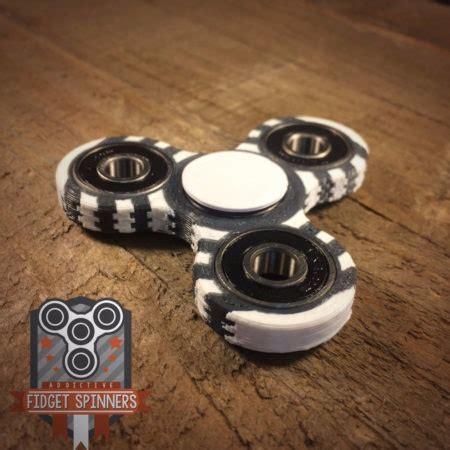 Fidget Spinner Rainbow Metalic Premium Tri Side grossiste fidget spinner commande en gros en thailande