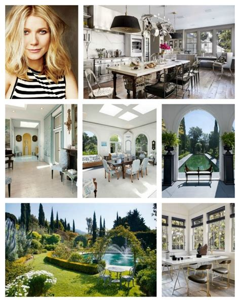 gwyneth paltrow house celebrity homes interior design ideas olsen vs paltrow