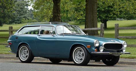 cascadia classic vintage cars  portland oregon  volvo es sportwagon