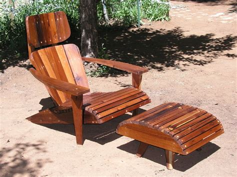 adirondack sofa adirondack chair lounger and ottoman made from reclaimed