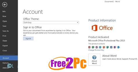 Microsoft Office 2013 Activator by Microsoft Office 2013 Product Key With Plus Keygen