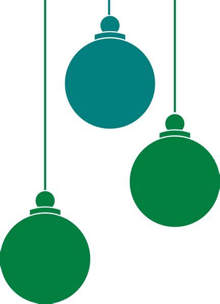 christmas ornaments clip art  clkercom vector clip