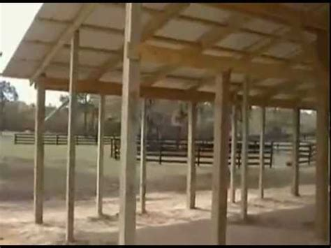 Barn Design Plans by Horse Barn Stalls Design And Dimensions Youtube