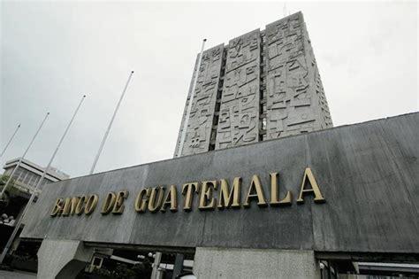 banco central de guatemala bancos centrales econom 237 a y finanzas m 233 xico