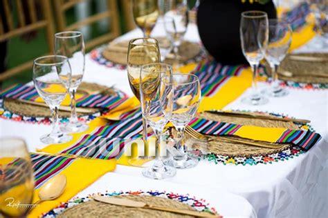 traditional venda wedding decor sunika traditional