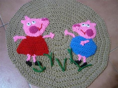 alfombra crochet alfombras en crochet para decorar espacios de ni 241 os