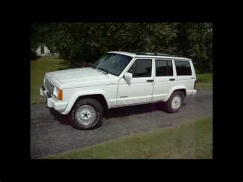 92 Jeep Grand Review Of A 1992 Jeep Limited
