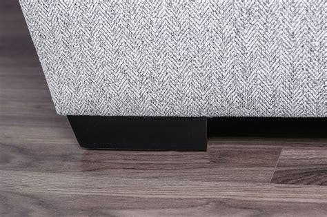 light grey chenille sofa lesath sofa sm2251 in light gray chenille fabric w options