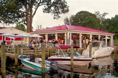 Chesapeake Bay Seafood House by This New Kid On The Dock Opened Its Doors In 2012 But The