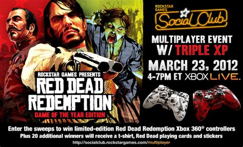 Play Dead Sweepstakes - red dead redemption game of the year edition xbox 360 cheats games ojazink