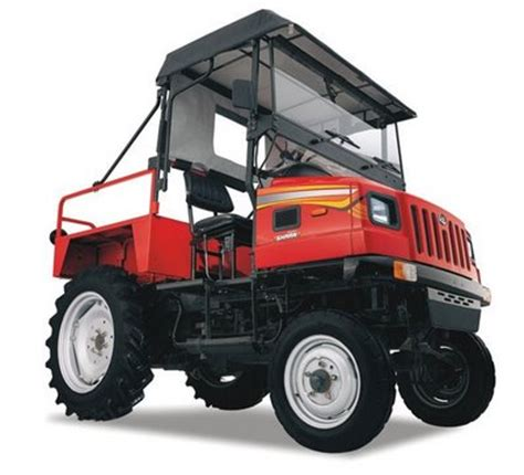m m s second tractor venture in china