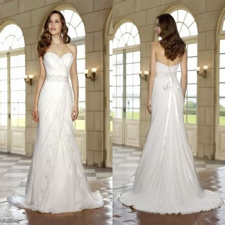 Discount Casual Wedding Dresses by Casual White Wedding Dresses Discount Wedding Dresses