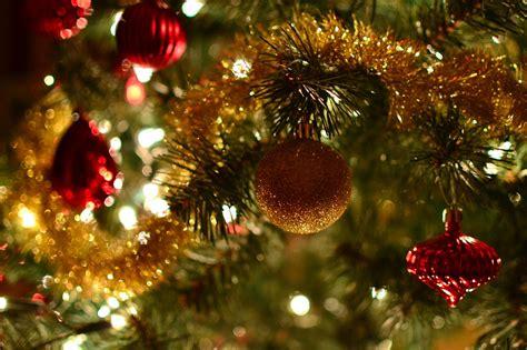 weihnachtsbaum beleuchtung basteln und dekorieren
