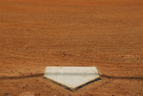 home plate free stock photo domain pictures
