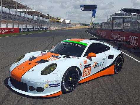 gulf racing gulf racing for wec in 2016 planetlemans