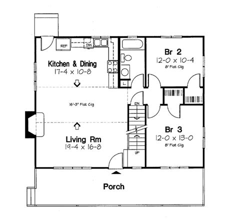 acadian floor plans fairgreen acadian style home plan 038d 0053 house plans and more