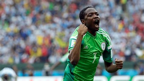Musa Nigeria Ahmed Musa To Open N500m Sports Complex In Kano Espn Fc