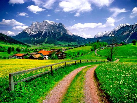 Beautiful Mountain Pictures Wallpaper