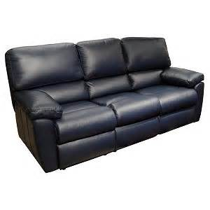 Leather Reclining Sectional With Chaise Lounge Vermont Reclining Sofa By Omnia Leather Chaise Footrest