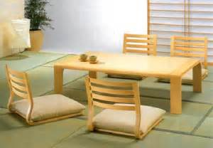 Low Dining Room Tables Low Height Dining Table With Ground Level Chairs Furniture Arcade House Furniture Living