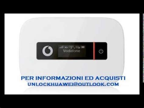 Huawei E5220 Modem Mi Fi come sbloccare con codice sblocco huawei mobile wi fi