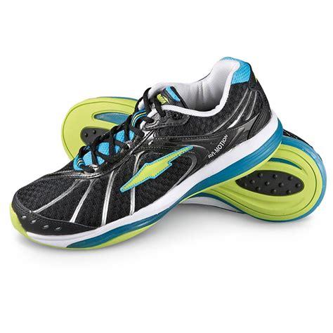 toning sneakers s avia 174 itrain toning shoes black gray blue