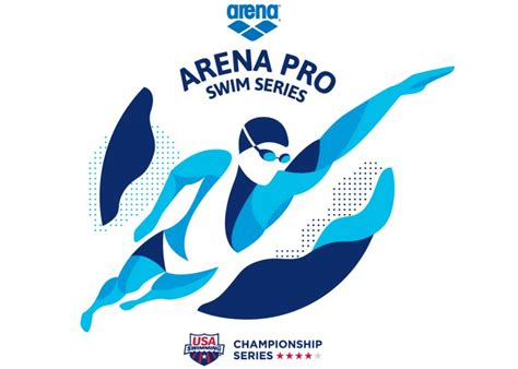 Usa Swimming Sectionals by Usa Swimming Rebrands Chionship Logo Portfolio