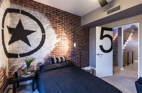 Interior Design Bedrooms 10 ways to transform your interiors with industrial style