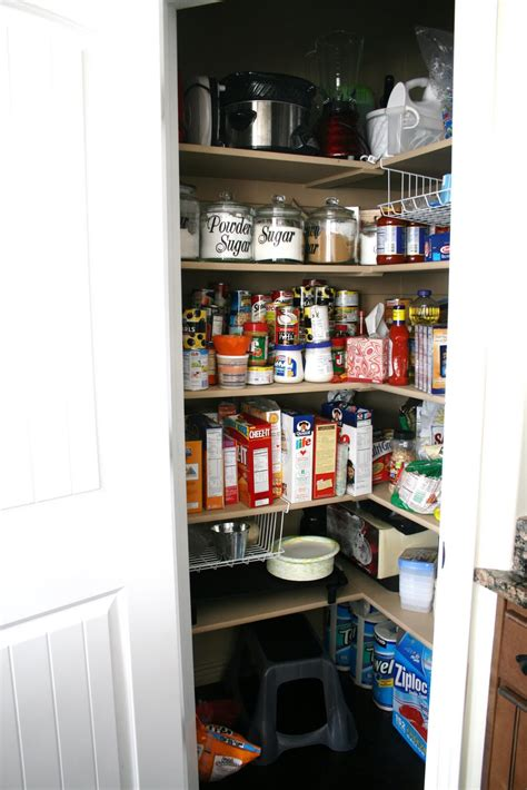 Pantry Makeover by Pantry Makeover