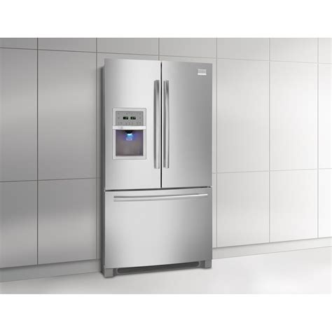 Frigidaire Counter Depth Door Refrigerator by Frigidaire Fphf2399pf 22 6 Cu Ft Counter Depth Door Refrigerator With Spillsafe Glass