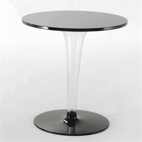 kartell tavoli toptop tavolino kartell di design in plastica con