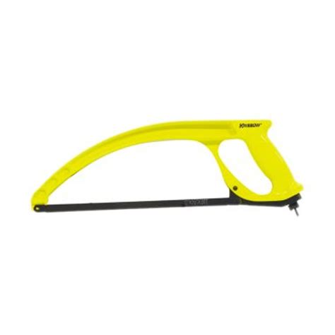 Gergaji Hacksaw jual krisbow hacksaw bent type kuning gergaji besi 12 inch harga kualitas terjamin