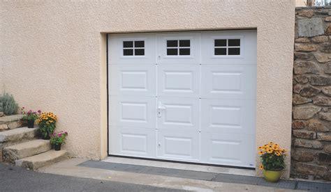 ouverture garage ty braz produits portes de garage sectionnelles