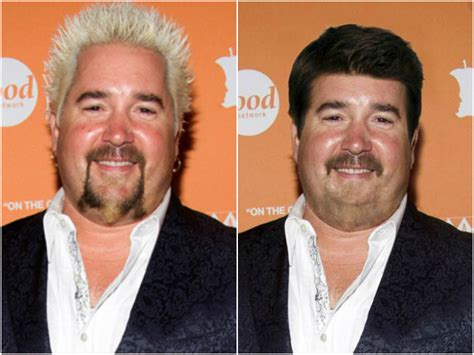 This Is What Guy Fieri Looks Like Without Frosted Tips