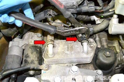 Volkswagen Golf Gti Mk V Transmission Oil Cooler