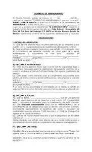 formato de arrendamiento formato de contrato de arrendamiento para imprimir quotes