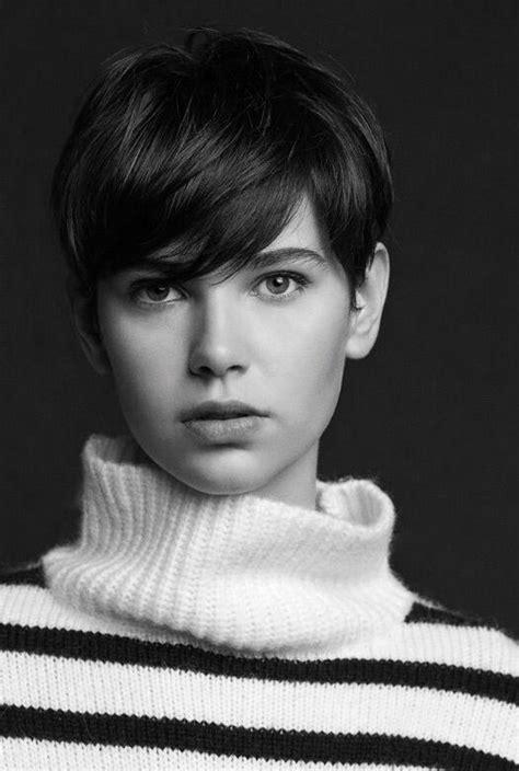 Zara Model Hairstyles | zara model ag 225 ag 225 cabelos pinterest best zara and