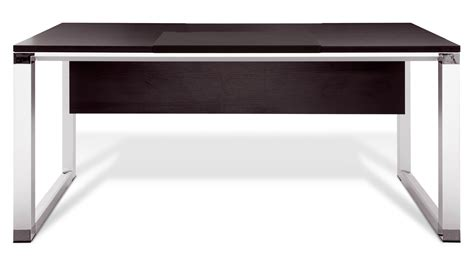 Espresso Office Desk Espresso 71 Quot Delano Executive Desk Zuri Furniture