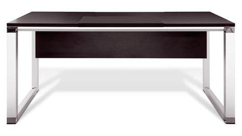 espresso office desk espresso 71 quot delano executive desk zuri furniture