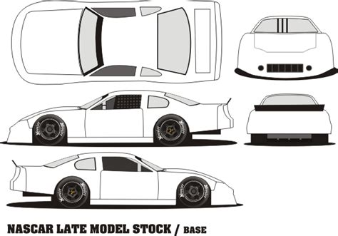 top dirt track late model template wallpapers