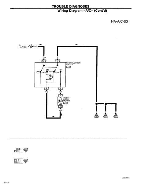 automotive air conditioning repair 1998 nissan maxima lane departure warning repair guides heating ventilation air conditioning 1998 trouble diagnoses autozone com