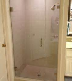Frameless Shower Doors Door And In Line Panel Arc Glass Shower Doors Tx