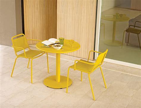 mustard dining set nomad sling dining set mustard birstall garden leisure