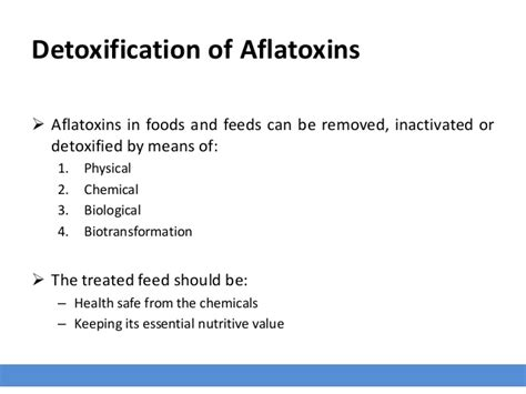 The Best Antifungals Essential Oils For Detoxing Aflatoxins of aflatoxin